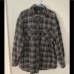 Levi's Heavy Quilted Shirt Jacket XL